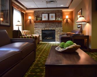 Holiday Inn Express Hocking Hills-Logan - Logan - Лоббі