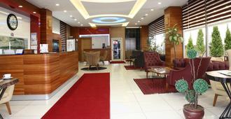 Hotel Avcilar City - איסטנבול - דלפק קבלה