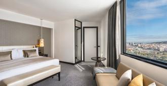 Fairmont Barcelona Rey Juan Carlos I - Barcelona - Bedroom