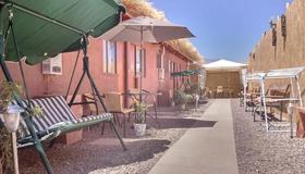 拉克凱提青年旅舍 (聖佩德羅德阿塔卡馬) - 聖佩德羅德阿塔卡馬 - 聖佩德羅·德·阿塔卡馬 - 天井