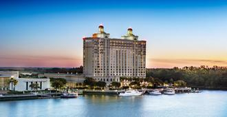 The Westin Savannah Harbor Golf Resort & Spa - Savannah - Bygning