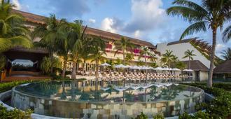 瑪雅里維艾拉大酒店 - 卡曼海灘 - 普拉亞卡門 - 建築