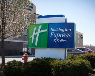 Holiday Inn Express & Suites Youngstown West - Austintown - Youngstown - Gebäude