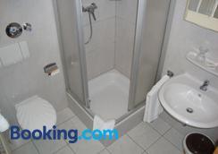 Apartment Hotel Lindeneck - Erfurt - Bathroom