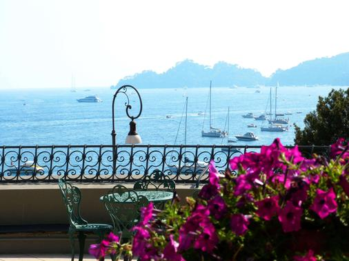 Excelsior Palace Hotel - Rapallo - Parveke