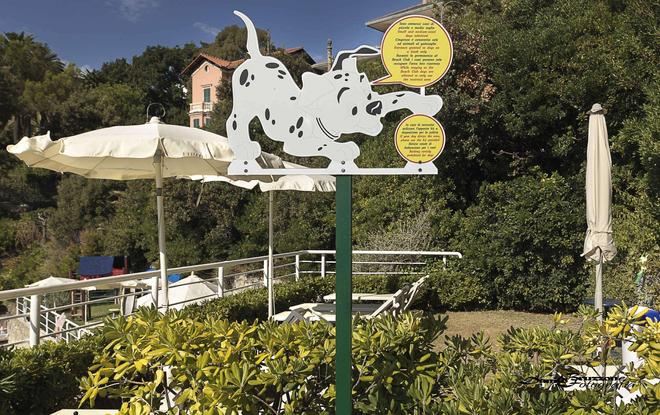 Excelsior Palace Hotel - Rapallo - Beach