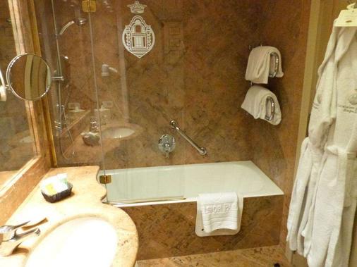 Excelsior Palace Hotel - Rapallo - Kylpyhuone