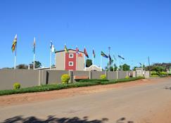 Stay Afrique Hotel - Bulawayo - Bygning