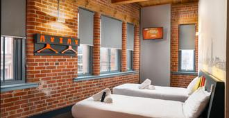 Easyhotel Manchester - Manchester - Soverom