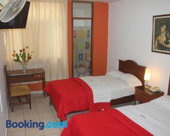 Hotel San José - Пиура - Спальня