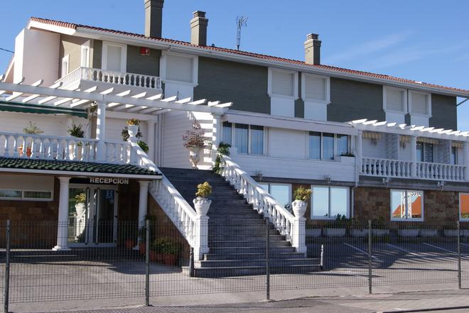 Hotel Don Diego - Suances - Κτίριο