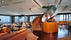 Peninsula Excelsior Hotel - Singapur - Restaurante