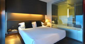 سوهو هوتل - برشلونة - غرفة نوم