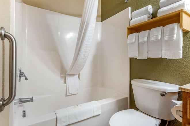 郊區長住酒店 - 南彎 - 南本德 - 浴室