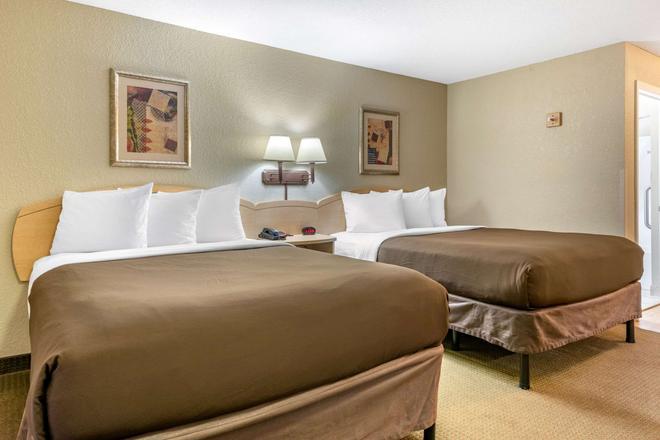 郊區長住酒店 - 南彎 - 南本德 - 臥室
