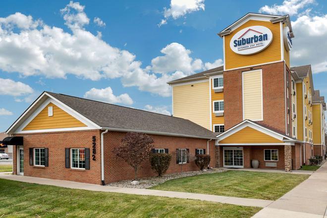 郊區長住酒店 - 南彎 - 南本德 - 建築