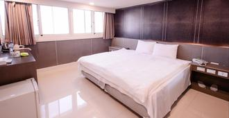 Kiwi Express Hotel-Taichung Station Branch 1 - Тайчжун - Спальня