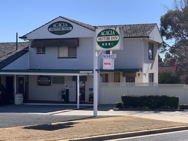 Acacia Motor Inn Armidale - Armidale - Building