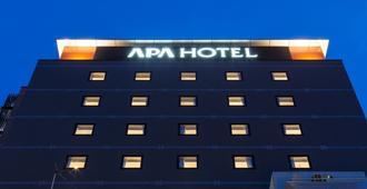 Apa Hotel Akihabaraeki Denkigaiguchi - Tóquio - Edifício