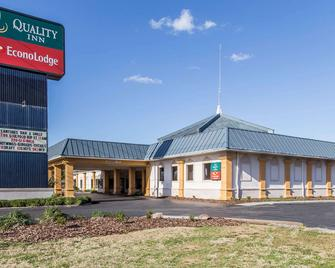 Quality Inn & Suites Conference Center - Thomasville - Edificio