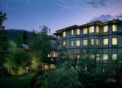 Plaza Inn & Suites at Ashland Creek - Ashland - Building