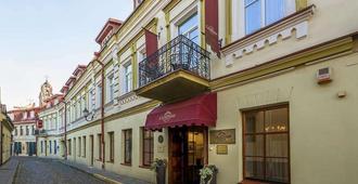 Grotthuss Boutique Hotel - Vilnius - Building