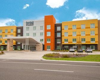 Fairfield Inn & Suites by Marriott LaPlace - Laplace - Gebäude
