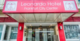 Leonardo Hotel Frankfurt City Center - Fráncfort - Edificio