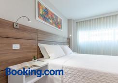 城際馬西奧飯店 - 馬塞約 - 臥室