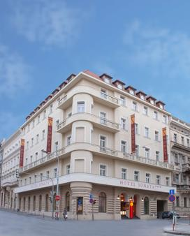 EA 桑納塔酒店 - 布拉格 - 布拉格 - 建築
