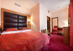 EA 桑納塔酒店 - 布拉格 - 布拉格 - 臥室