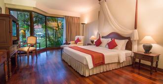 Angkor Palace Resort & Spa - Siem Reap - Bedroom