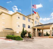 Comfort Inn & Suites Iah Bush Airport - East