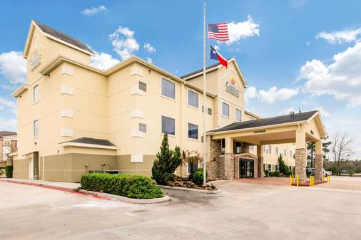 Comfort Inn & Suites Iah Bush Airport - East - Humble - Toà nhà