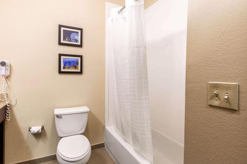 Comfort Inn & Suites Iah Bush Airport - East - Humble - Phòng tắm