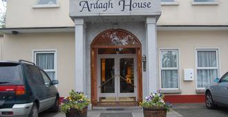 Ardagh House - Dublín - Edificio