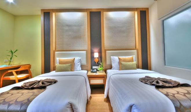 The Ashlee Plaza Patong Hotel & Spa - Πατόνγκ - Κρεβατοκάμαρα