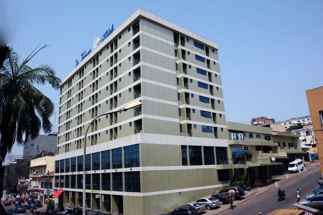 Hotel La Falaise Yaounde - Yaundé - Edificio