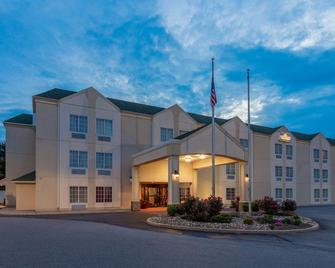 Hawthorn Suites by Wyndham Allentown-Fogelsville - Fogelsville - Building