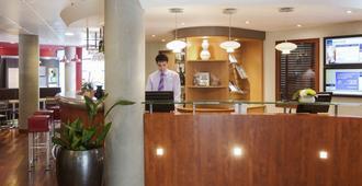 Novotel Suites Nancy Centre - נאנסי - דלפק קבלה