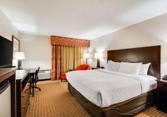 Clarion Hotel Convention Center - Minot - Makuuhuone