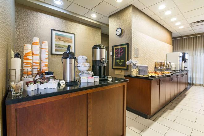 Clarion Hotel Convention Center - Minot - Buffet