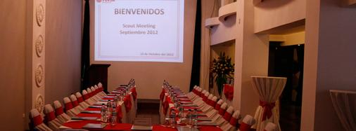 Nu House Boutique Hotel - Quito - Meeting room