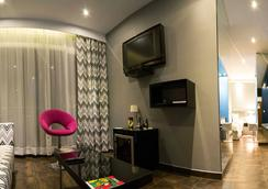 Nu House Boutique Hotel - Quito - Living room