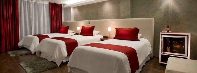 Nu House Boutique Hotel - Quito - Bedroom