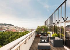 Sofitel Lisbon Liberdade - Lisboa - Balkon
