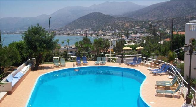 Stalis Bay Apartments - Stalida - Pool