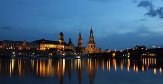 Hotel Indigo Dresden - Wettiner Platz - Dresden - Outdoors view