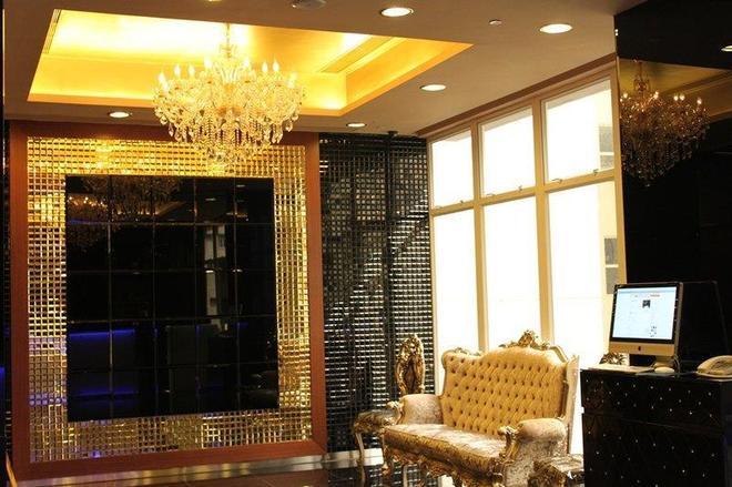 華麗精品酒店 - 香港 - 大廳