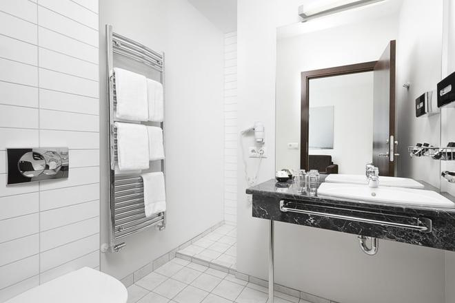 Hotel Kea by Keahotels - Akureyri - Bathroom